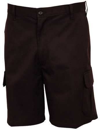 Men's Cargo Shorts,  30,  Black