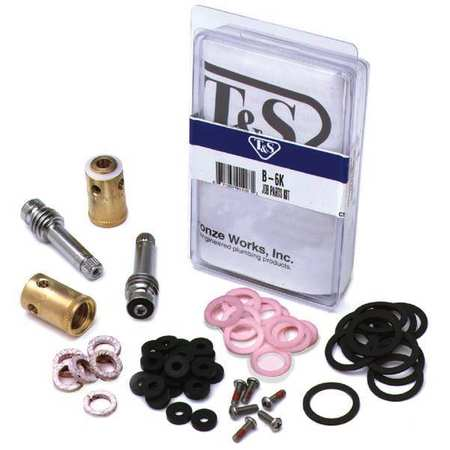 Eterna Spindle Parts Kit,  Chrome