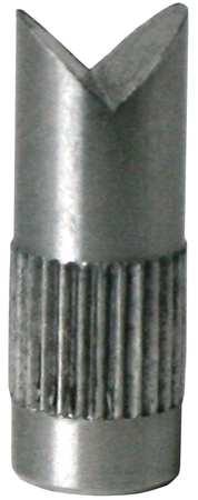 Notched Head,  M4 thread