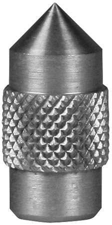 Aluminum Pointed Head, M6 Thread