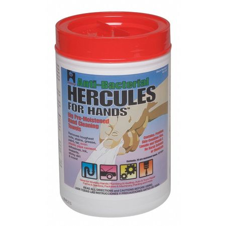 Hercules Hand Wipes