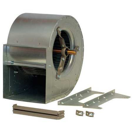 Blower, 10-1/4In, BD, Less Mtr, Whl w/ 7-1/8