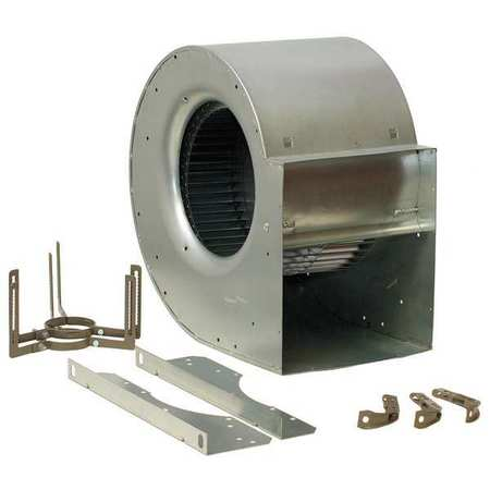 Blower, 10 5/8 In, Less Mtr, Whl w/ 10-5/8