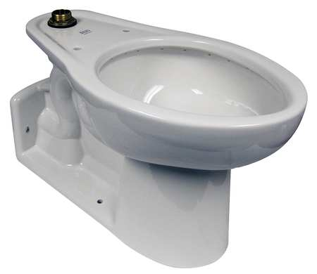 Toilet Bowl,  Elongated 1.1 to 1.6 gpf,  ADA Compliant