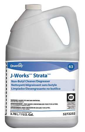 Non Butyl Cleaner Degreaser,  Size 1 gal.
