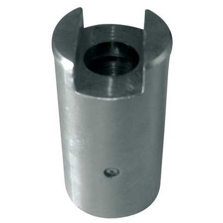 Foot Valve, Non Return, Length 2.28 In.