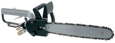 Hydraulic Chain Saw, Standard, 16 In Bar
