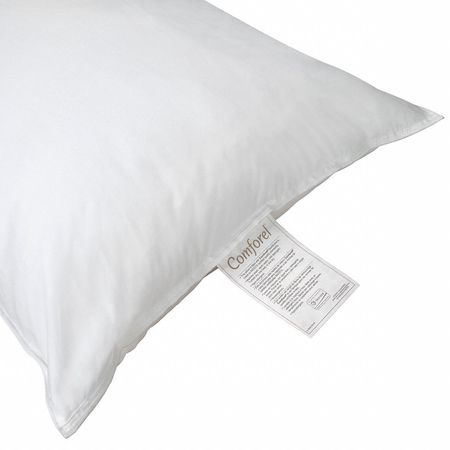Pillow,  Standard, 27x21 In.,  White