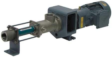 Metering Pump, 1/2 HP, 230/460VAC, 78 gph