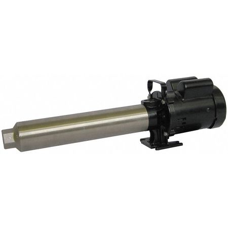 Pump, Booster,  SS,  3/4 HP,  208-230/460V
