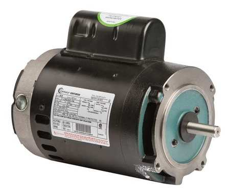 Pool Motor, 1/2 HP, 3450 RPM, 115/208-230V