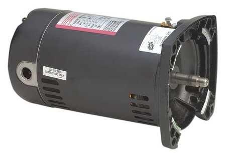 Pump Motor, 3/4,  1/8 HP, 3450/1725, 230 V