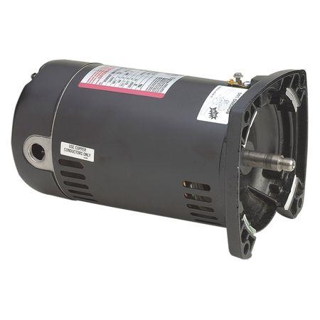 Pump Motor, 3/4 HP, 3450, 115/230 V, 48Y, ODP