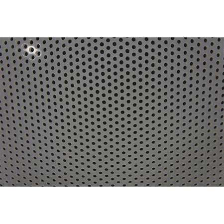 Sheet, Perf, Poly, 48x32, 0.188T, 0.188 D, Rnd