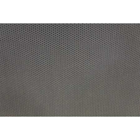 Sheet, Perf, Poly, 48x32, 0.125T, 0.094 D, Rnd