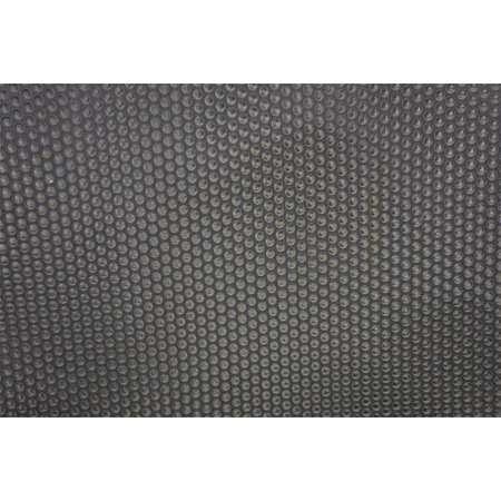 Sheet, Perf, PVC, 48x32, 0.125 T, 0.125 D, Rnd
