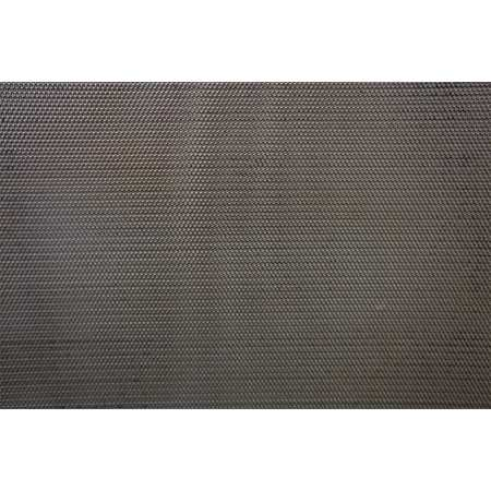 Sheet, Perf, Stl, 40x36, 20 ga, 0.063 Dia, Rnd
