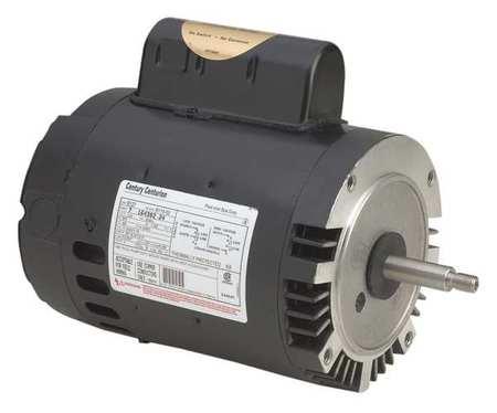 Pool Motor, 1.5-1/5 HP, 3450/1725 RPM