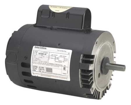 Pool Motor, 2,  1/4 HP, 3450/1725 RPM, 230V