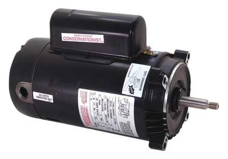 Pool Motor, 3/4 HP, 3450 RPM, 115/230VAC