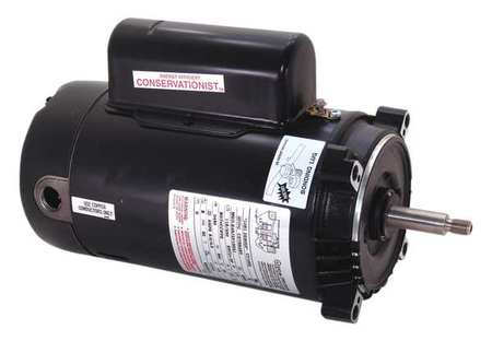 Pool Motor, 1.5-1/4 HP, 3450/1725 RPM, 230V