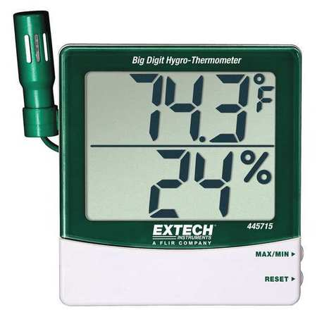 Digital Hygrometer, Remote Probe