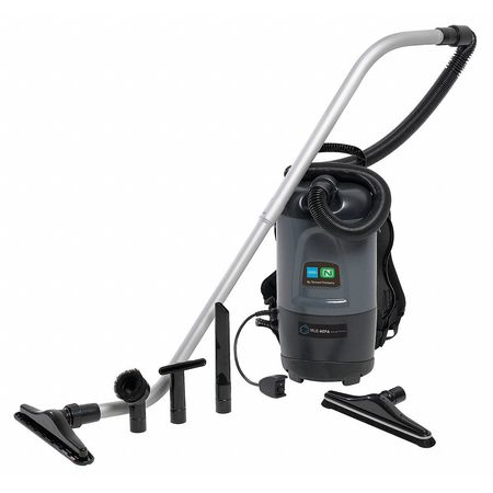 NOBLES 6 qt.,  115V,  1440W Backpack Vacuum Cleaner
