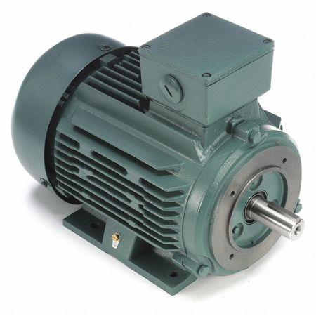 Premium Efficiency Metric Motor, 7.8/3.9A
