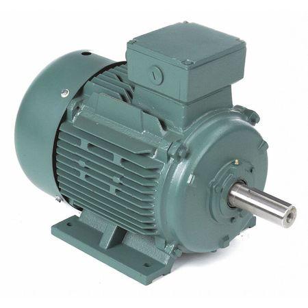 Premium Efficiency Metric Motor, DF160M