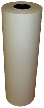 Butcher Paper, 40 lb., White, 18 In. W
