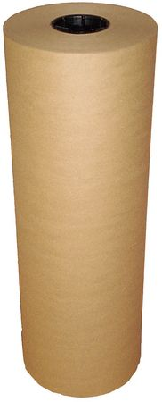 Poly Coated Kraft Paper, 18 In. W