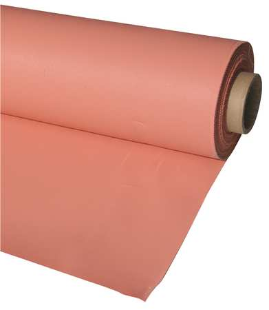 Welding Curtain, 145.3 ft W, 3.28 ftH, Pink