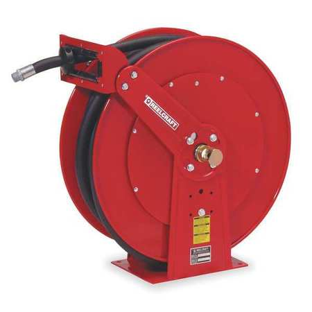 "Hose Reel, 3/4"", 50 ft, Spring"