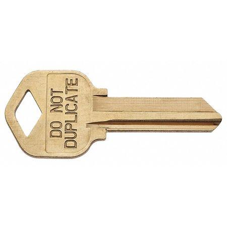 Control Key, Key Control Deadbolt