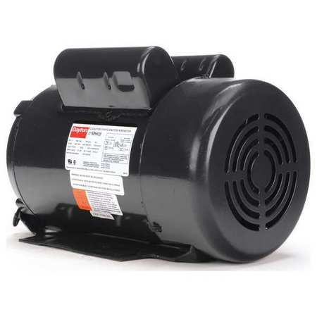 GP Mtr, CSCR, TEFC, 3/4 HP, 1140 rpm, 56H