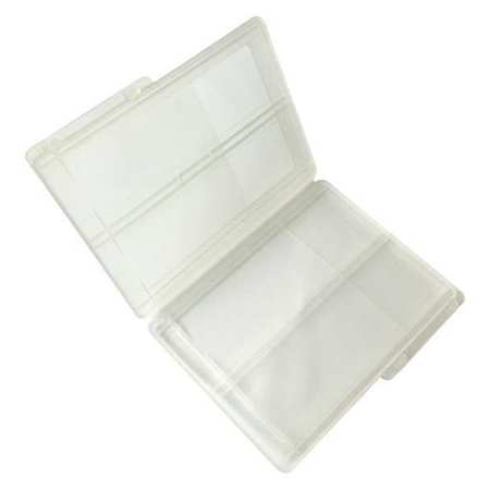 Plastic Slide Box,  Holds 50 Slides