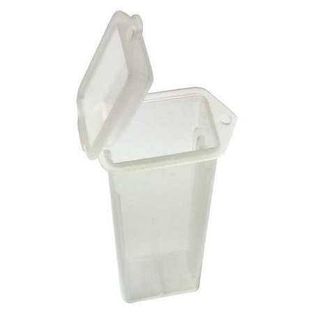 Plastic Slide Box,  Holds 25 Slides