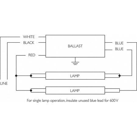 Advance Ballast Wiring Diagram T12ho - Wiring Diagram Sheet on