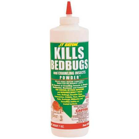 Bed Bug Killer, Bed Bugs, Powder,  7 oz.