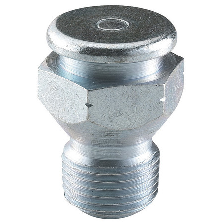 Grease Fitting, Button, 3/8In, PK10