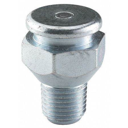 Grease Fitting, Str, 1/4 In, PK10