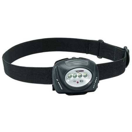 PRINCETON TEC 78 Lumens,  LED Black Headlamp