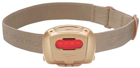 PRINCETON TEC 60 Lumens,  LED Tan Headlamp