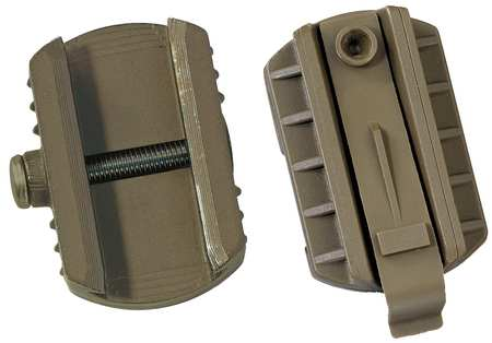 Kit, Rail And Picatinny Mount, Olive Drab