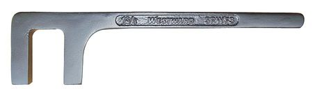 Valve Wheel Wrench, F Type, 12 In