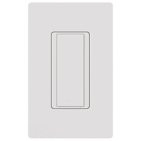 Wall Switch, 1-Pole, On/Off, White
