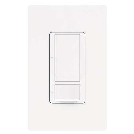 Wireless Lighting Dimmer, Rocker, 6A