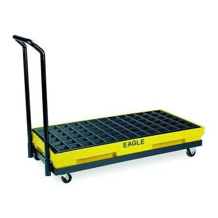 Drum Spill Platform Cart