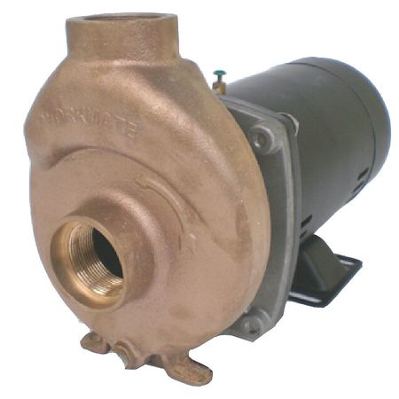 Pool/Spa Pump, 3/4HP, 3450, 115/230