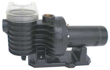 Pool Pump, 2HP, 3450, 208-230/460